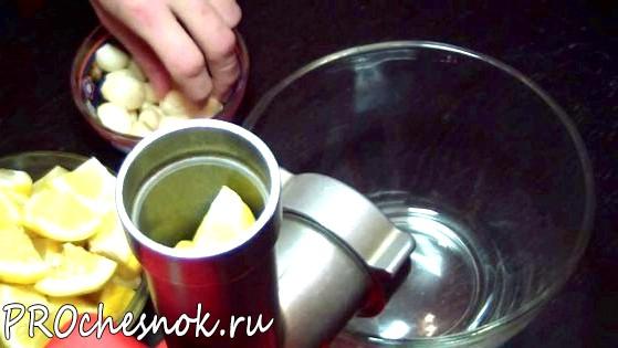 Фото - Лимон чеснок мед рецепт